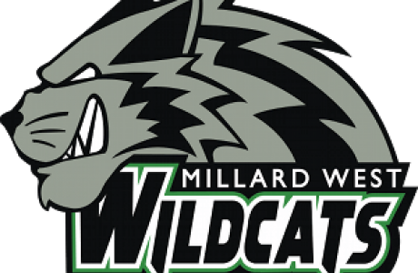 millard west wildcats logo