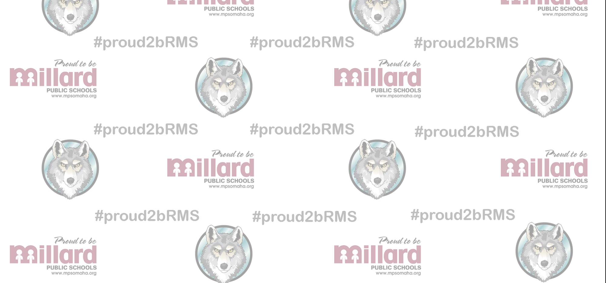 RMS logo and #proud2bRMS